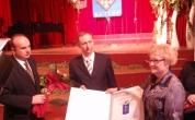 Dodjela godišnje nagrade Udruzi OSI - osoba s invaliditetom Kutina
